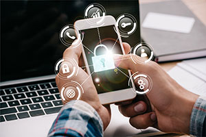 Information security solutions for communications